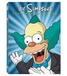 Die Simpsons Season 11 (Digipack), 4 DVDs