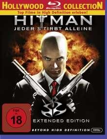 Hitman (Blu-ray), Blu-ray Disc