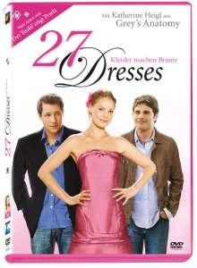 27 Dresses, DVD