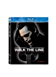 Walk the Line (Special Edition) (Blu-ray), 2 Blu-ray Discs