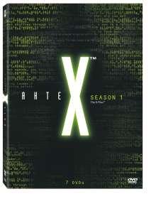 Akte X Season 1, 7 DVDs