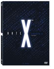 Akte X Season 6, 6 DVDs