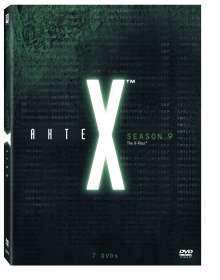 Akte X Season 9, 7 DVDs