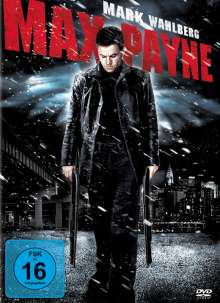 Max Payne, DVD
