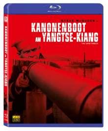 Kanonenboot am Yangtse-Kiang (Blu-ray), Blu-ray Disc