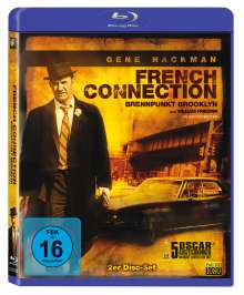 French Connection I (Blu-ray), 2 Blu-ray Discs