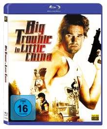Big Trouble in Little China (Blu-ray), Blu-ray Disc