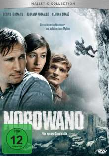 Nordwand, DVD