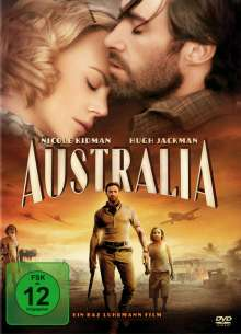 Australia, DVD