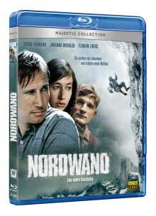 Nordwand (Blu-ray), Blu-ray Disc