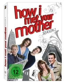 How I Met Your Mother Season 2, 3 DVDs