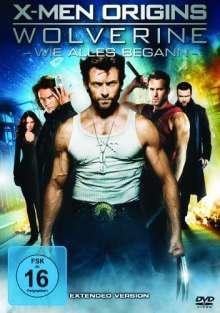 X-Men Origins: Wolverine, DVD