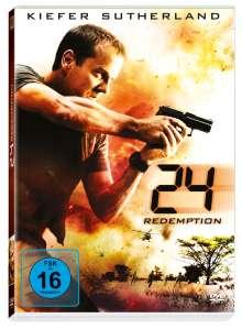 24: Redemption, DVD