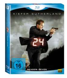 24 Season 7 (Blu-ray), 6 Blu-ray Discs