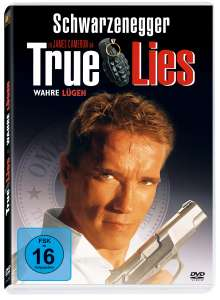 True Lies, DVD