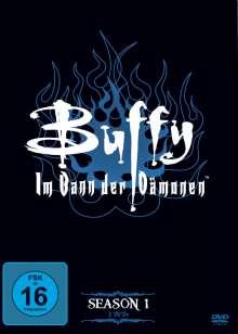 Buffy - Im Bann der Dämonen Staffel 1, 3 DVDs