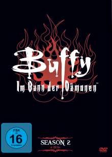 Buffy - Im Bann der Dämonen Season 2, 6 DVDs