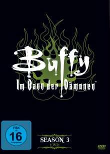 Buffy - Im Bann der Dämonen Season 3, 6 DVDs