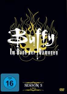 Buffy - Im Bann der Dämonen Season 5, 6 DVDs