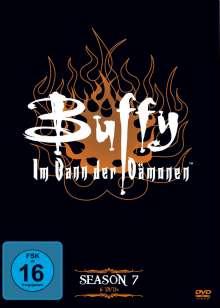 Buffy - Im Bann der Dämonen Season 7, 6 DVDs