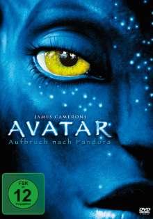 Avatar, DVD