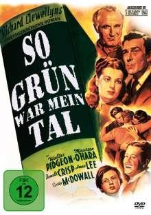 So grün war mein Tal (Schlagende Wetter), DVD