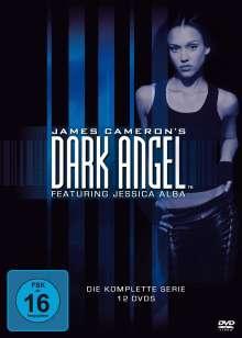 Dark Angel Season 1 & 2 (Gesamtausgabe), 12 DVDs
