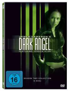 Dark Angel Season 2, 6 DVDs