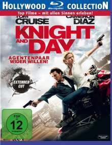 Knight And Day (Blu-ray), Blu-ray Disc
