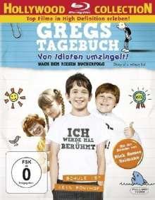 Gregs Tagebuch - Von Idioten umzingelt! (Blu-ray), Blu-ray Disc