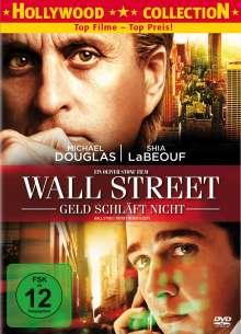 Wall Street - Geld schläft nicht, DVD
