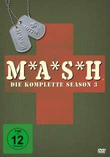 M.A.S.H. Season 3, 3 DVDs