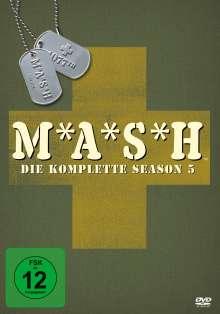 M.A.S.H. Season 5, 3 DVDs