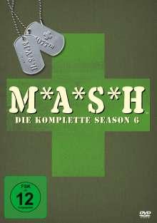 M.A.S.H. Season 6, 3 DVDs