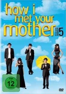 How I Met Your Mother Season 5, 3 DVDs