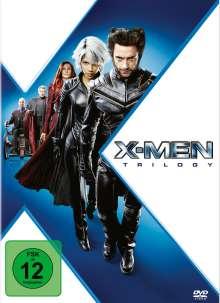 X-Men 1-3 (Trilogie), 3 DVDs