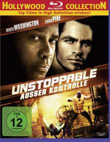 Unstoppable - Außer Kontrolle (Blu-ray), Blu-ray Disc