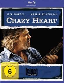 Crazy Heart (Blu-ray), Blu-ray Disc