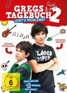 Gregs Tagebuch 2 - Gibts Probleme?, DVD