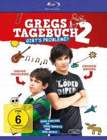 Gregs Tagebuch 2 - Gibts Probleme? (Blu-ray), Blu-ray Disc
