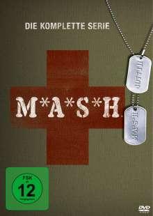 M.A.S.H. Season 1-11 (Komplette Serie), 33 DVDs