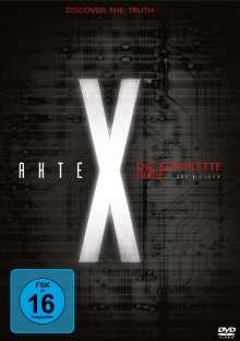 Akte X Season 1-9 (Gesamtausgabe), 53 DVDs