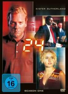 24 Season 1, 6 DVDs