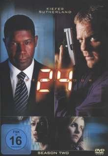 24 Season 2, 7 DVDs