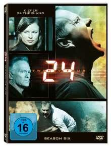 24 Season 6, 6 DVDs