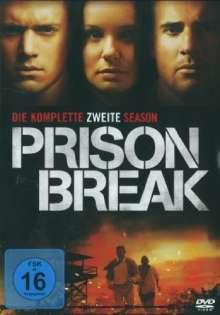 Prison Break Season 2, 6 DVDs