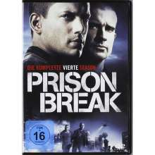 Prison Break Season 4, 6 DVDs