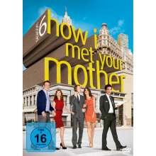 How I Met Your Mother Season 6, 3 DVDs