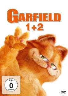 Garfield 1 & 2 (2 Filme auf 1 DVD), DVD