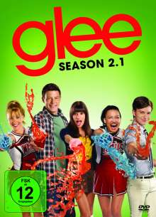 Glee Season 2 Box 1, 3 DVDs